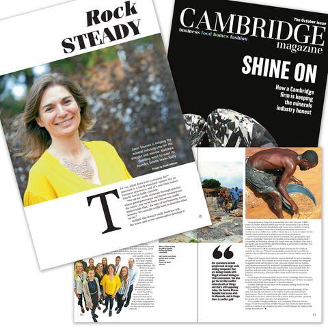 Cambridge Magazine & Levin Sources
