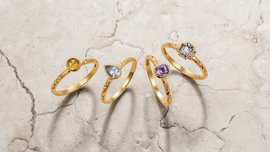 Good enough to eat: Lebrusan Studio unveils new Candy Pop collection of ethical engagement rings
