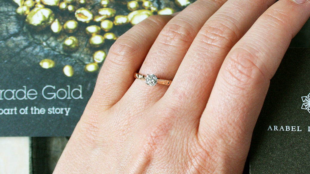 Why am I Having an Allergic Reaction to my Engagement Ring?