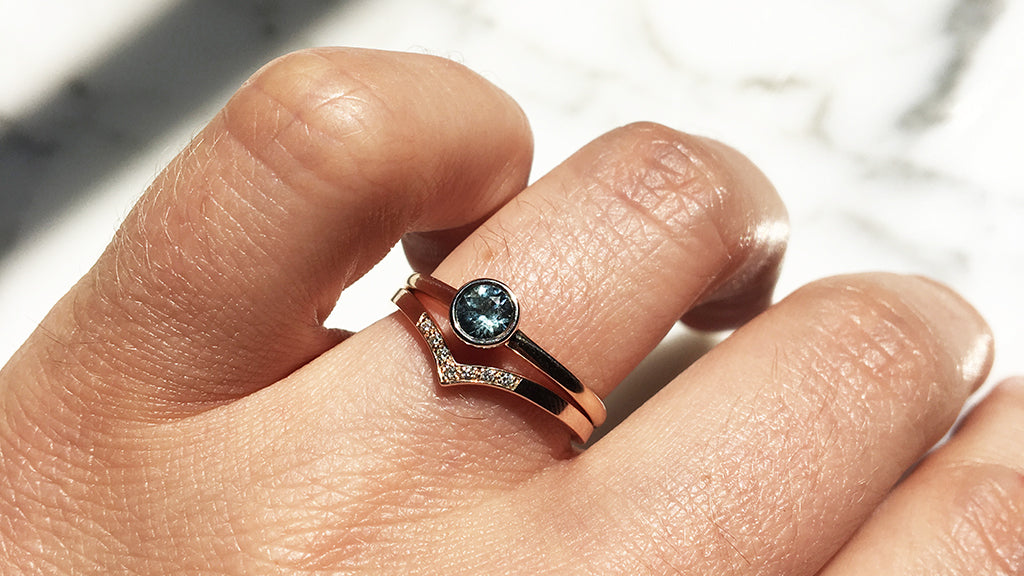 How To Make a Wedding Band Fit Perfectly Flush To Your Engagement Ring