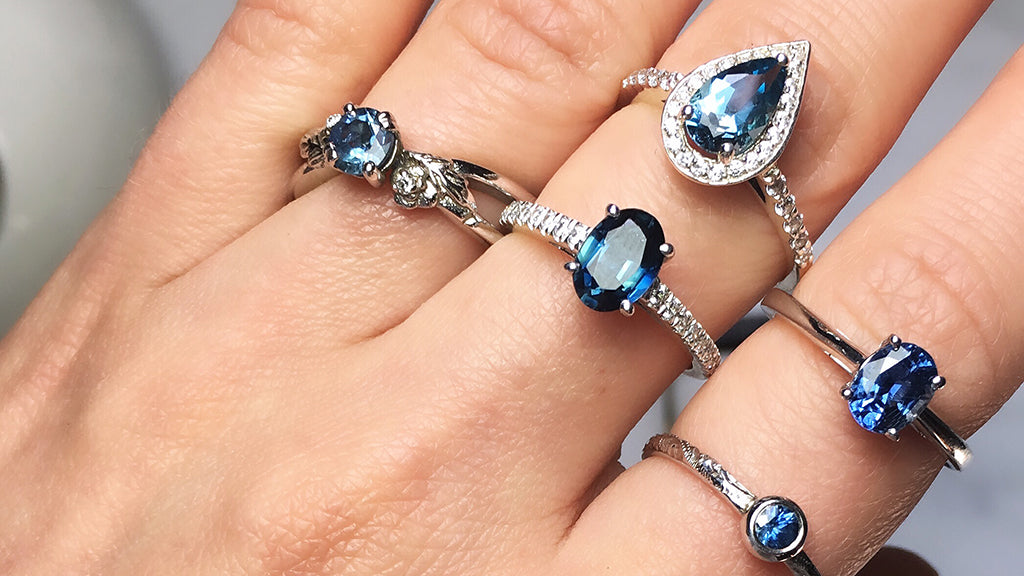 September's Gemstone of the Month: Sapphire