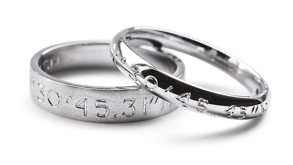 How to Personalise Your Wedding Rings