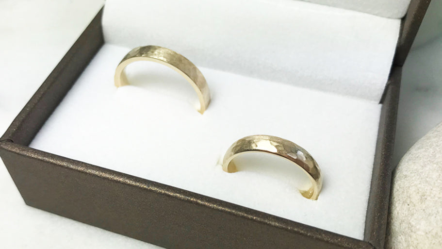 Affordable Wedding Bands: The Round-Up
