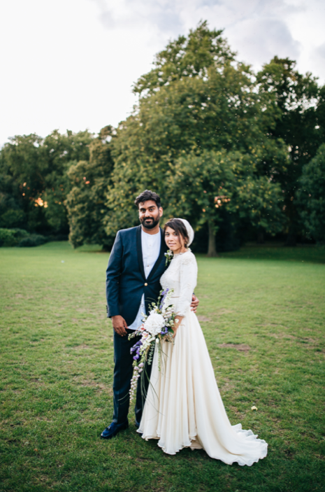 Zainab & Furhaan - Middlesbrough, UK