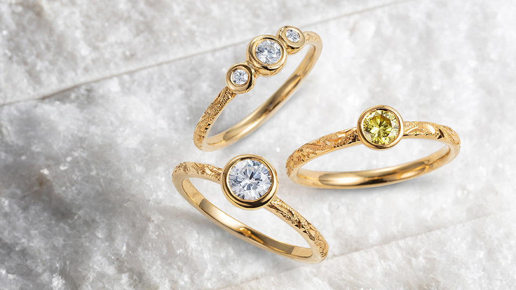 Three reasons why she will love our ethical engagement rings