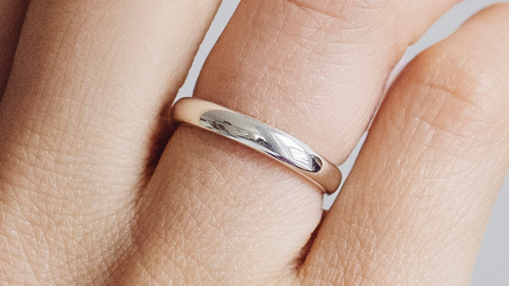 Why Is The Colour Of My Wedding Ring Changing Lebrusan Studio