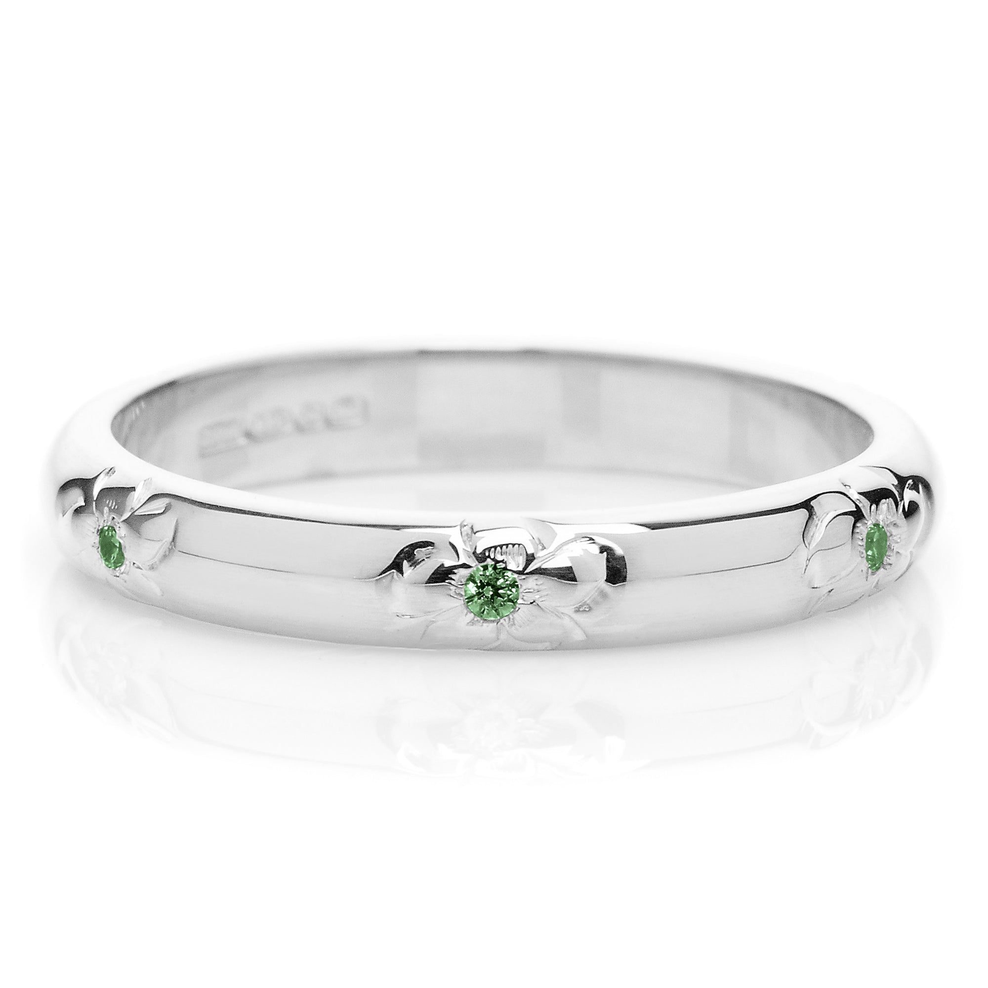 Emerald Engagement Rings and Their Care