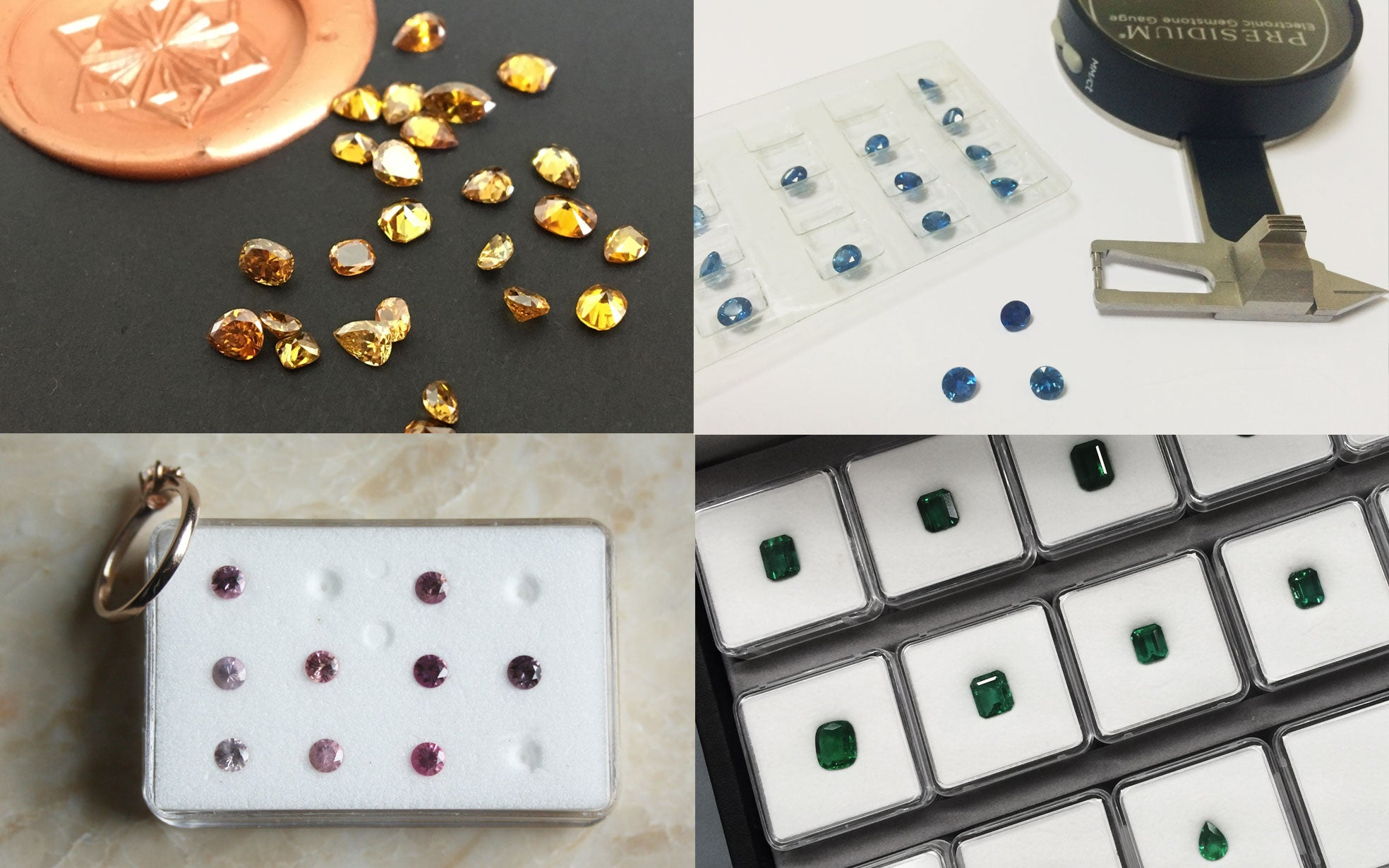 Beautiful ethics fairtrade gemstones