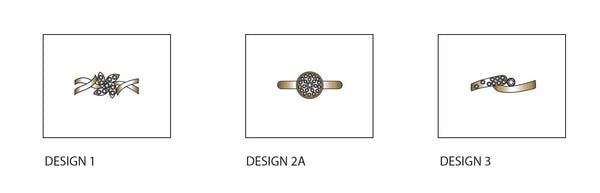 Arabel Lebrusan Bespoke Ring Designs