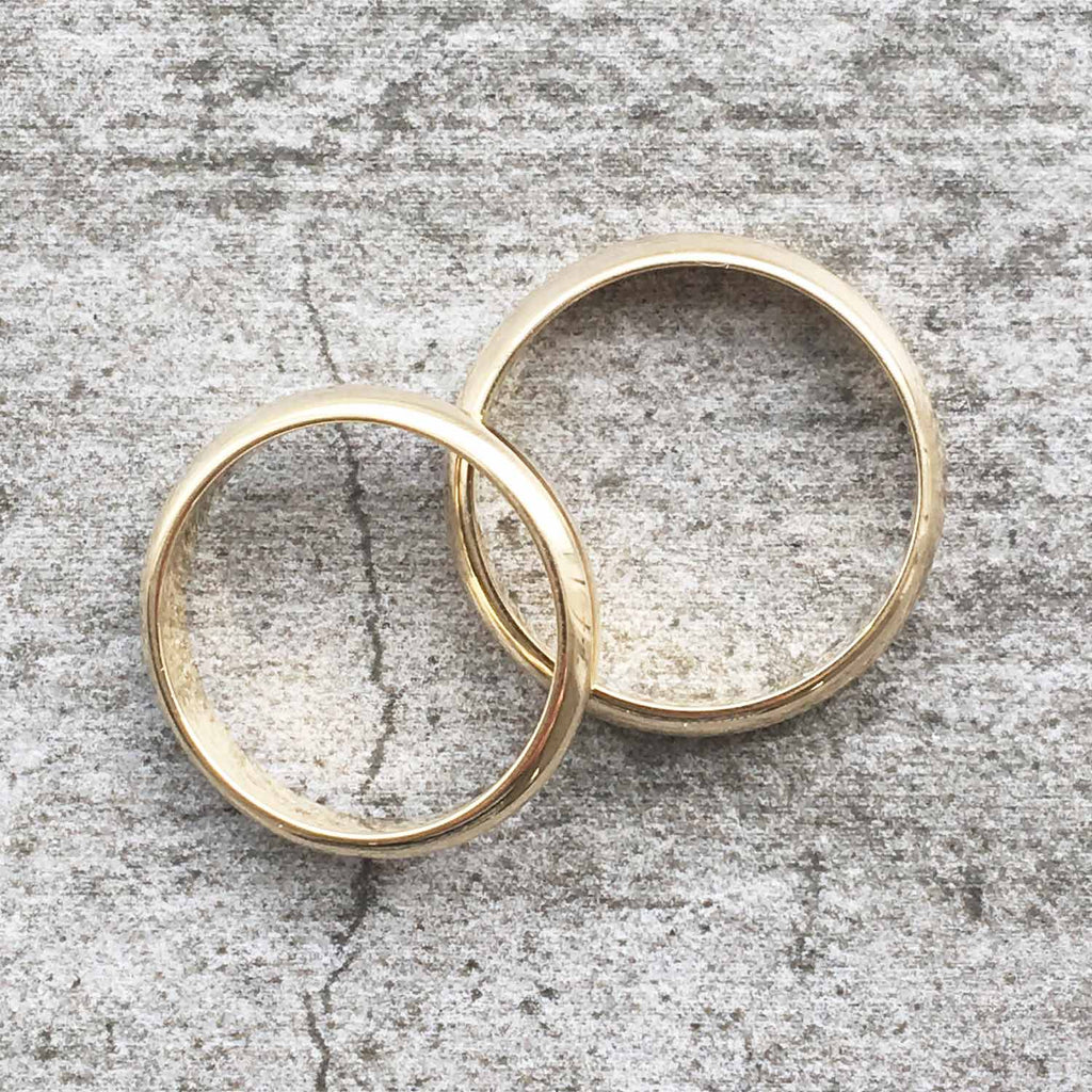 Arabel Lebrusan ethical wedding rings