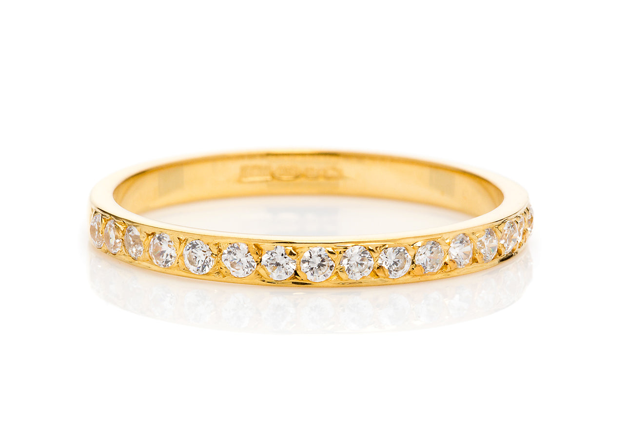 Cherish Diamond Eternity Ring