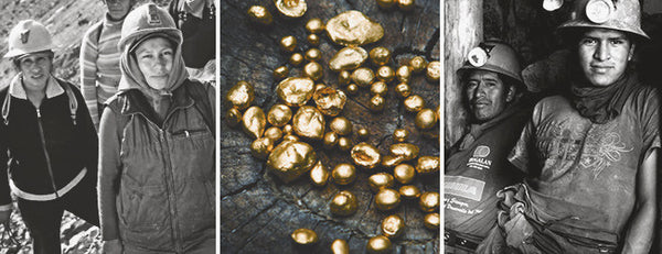 Arabel Lebrusan Fairtrade Gold