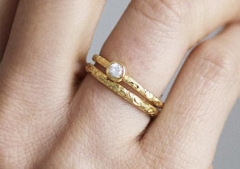 Does The Wedding Ring Need To Be The Same Metal Type As Your