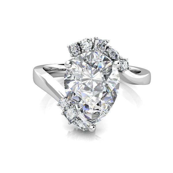 Persephone Engagement Ring