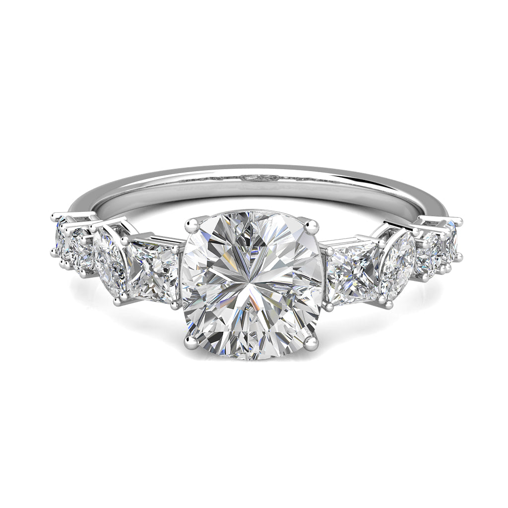 Minerva Engagement Ring