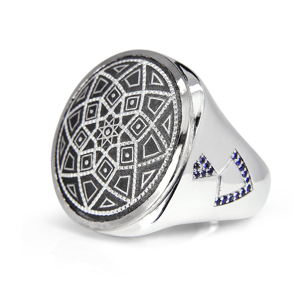 Damascene Ring