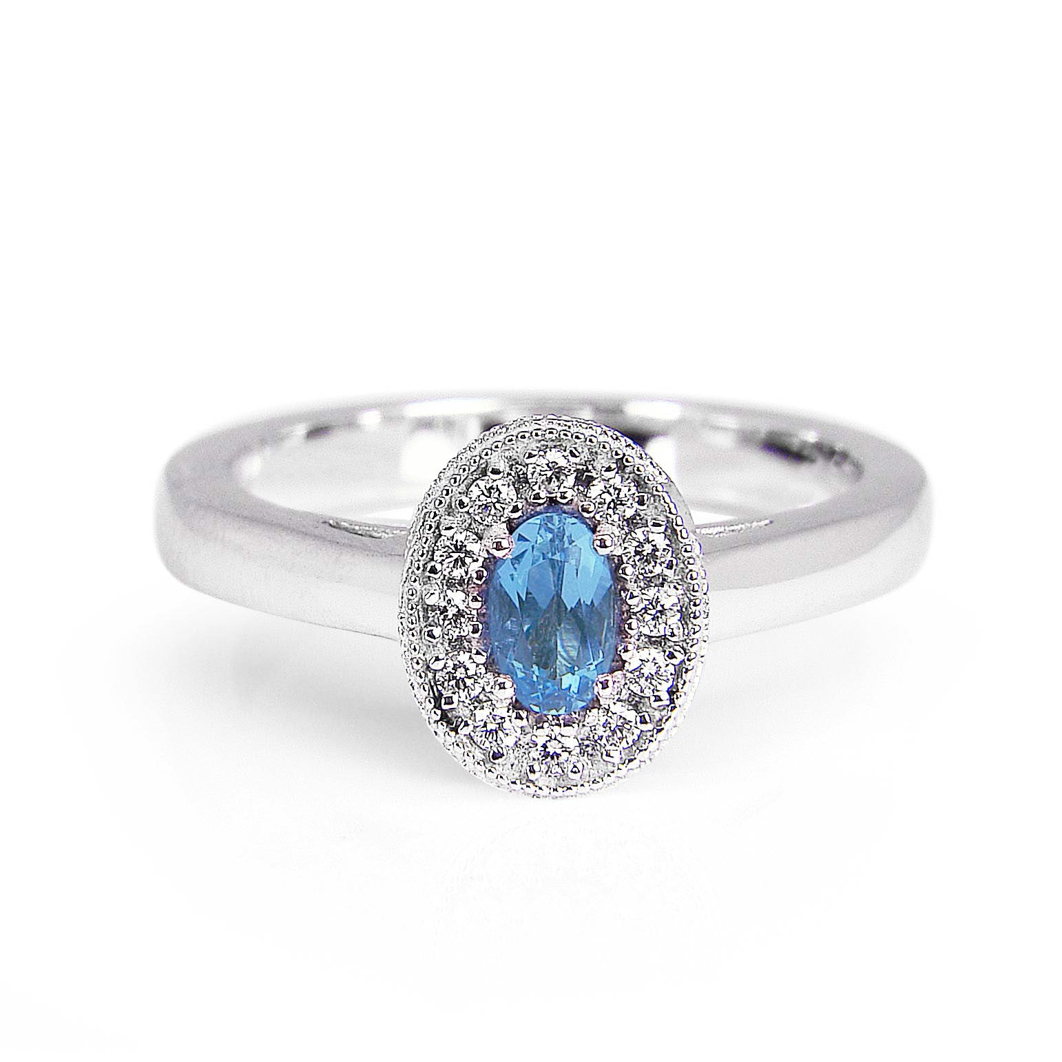 Bespoke Jenna Engagement Ring