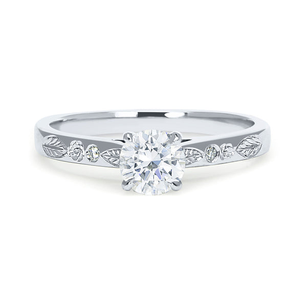 Abs Engagement Ring