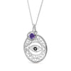Amulets of Harmony, Evil Eye Pendant
