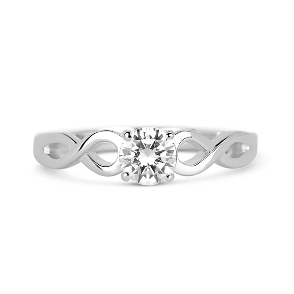 Rialto Ethical Diamond Engagement Ring