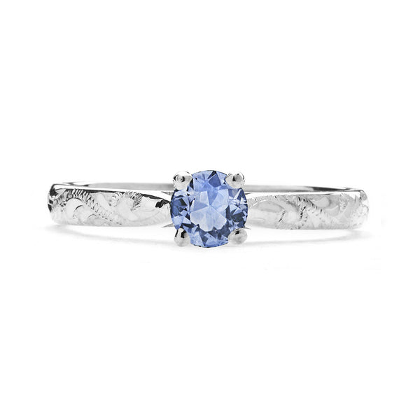diamond radiant rings engagement blue light fancy of cut best ring
