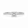 Altair Ethical Diamond Platinum Engagement Ring