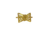 Filigree Bow Ring Small in Yellow Gold
