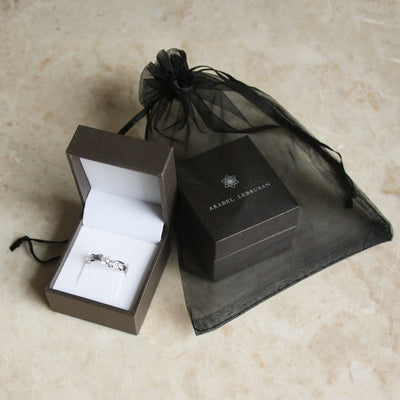 Carina Ethical Diamond Trilogy Engagement Ring