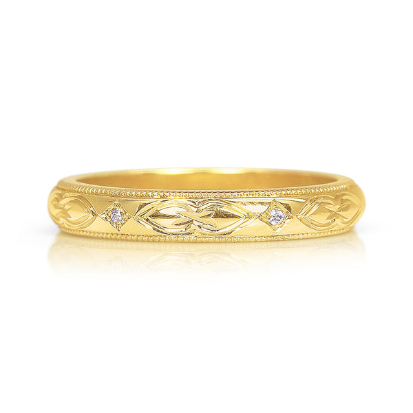 Choose an ethical wedding ring because you care for Ethical wedding rings