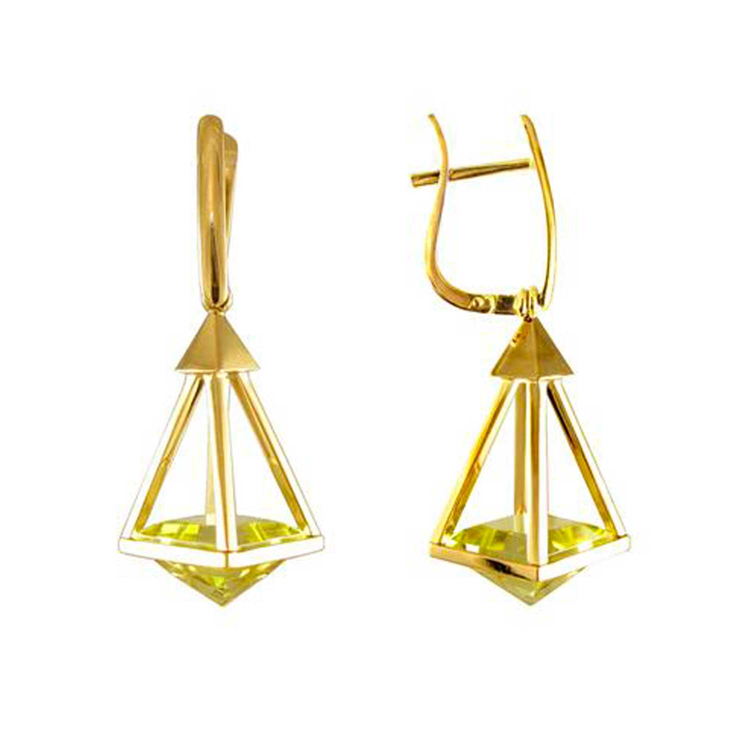 Santiago Drop Earrings