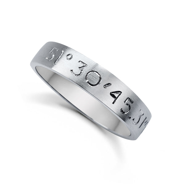Bespoke-Jewellery-Coordinates-wedding-bands-1-Arabel-Lebrusan