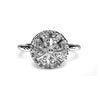Alexandra engagement ring white gold- Arabel Lebrusan 2