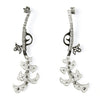 Bespoke Jewellery- Gun dialogue diamond earrings- Arabel Lebrusan