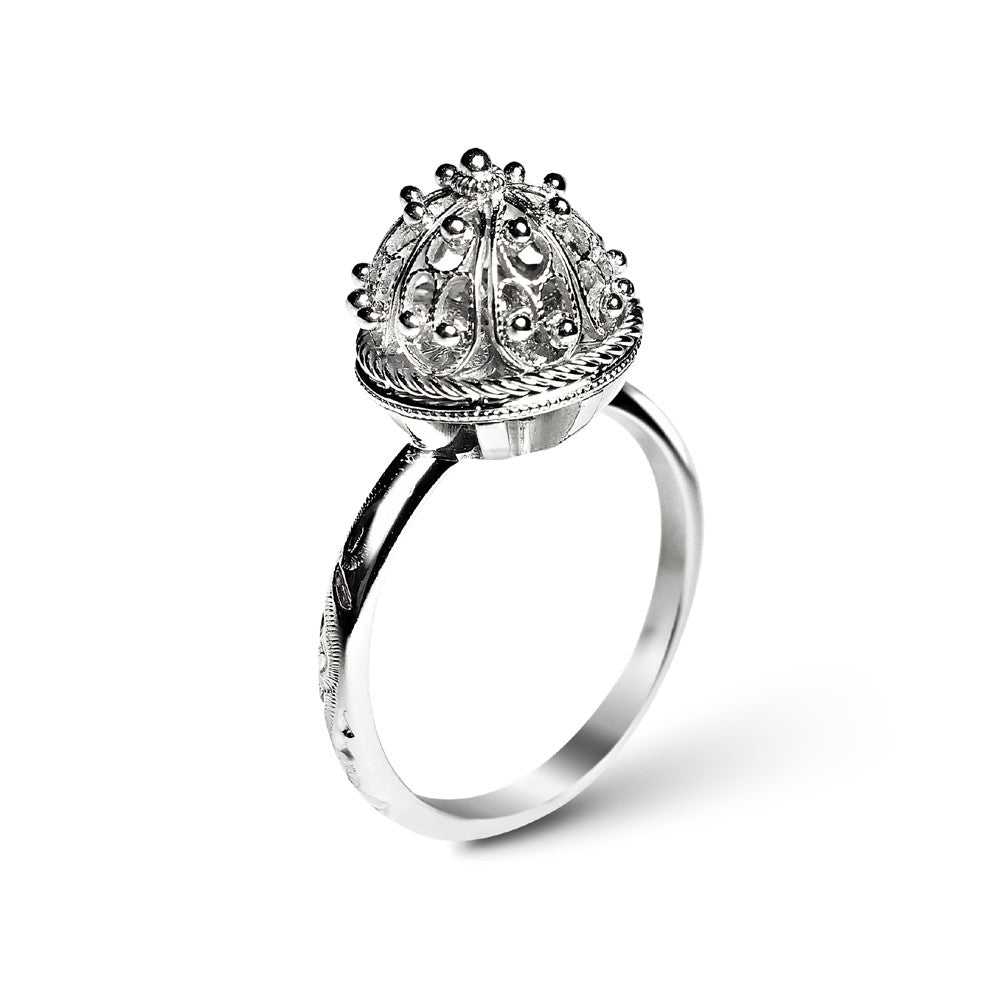 Alexandra Engagement Ring - Arabel Lebrusan 1