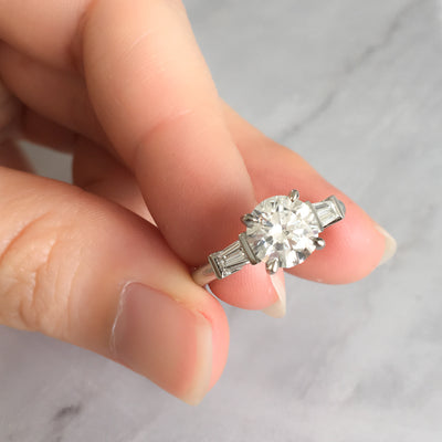 Bespoke Natalie Engagement Ring