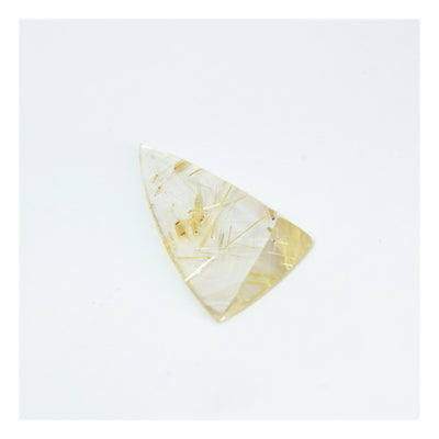 Rutilated Quartz, Asymmetric Flint