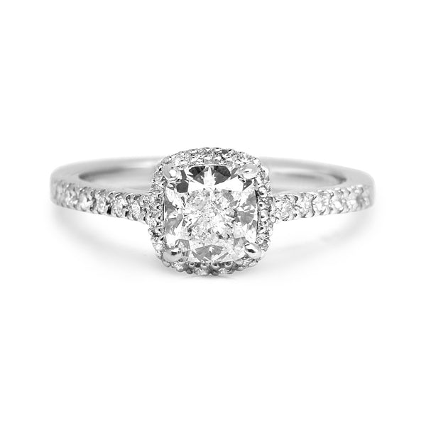 Mary Engagement Ring Set