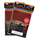 KMC Hyper Matte Red 80ct