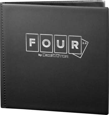 Four by Decktutor Binder MTG