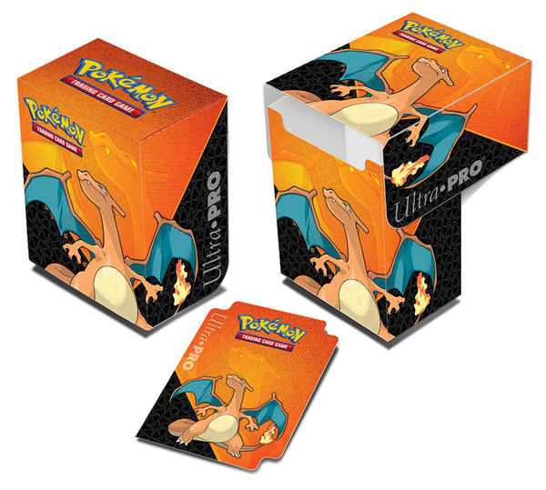 Pokémon Charizard Full-View Deck Box