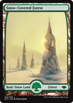 Snow-Covered Forest (Full-Art)