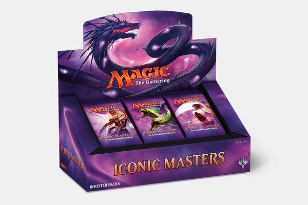 MTG Iconic Masters Booster Box