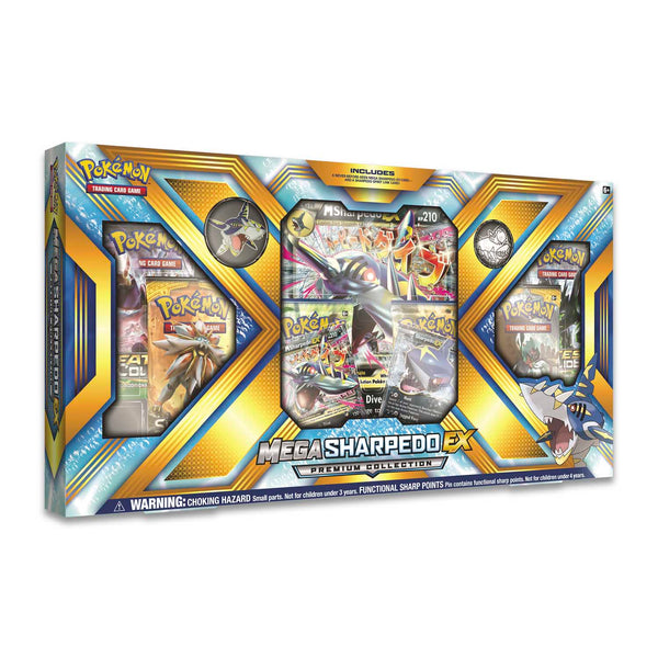 Pokémon: Mega Sharpedo-EX Premium Collection