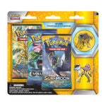Pokémon TCG Legendary Collector's Pin 3-Pck Blister, Raikou