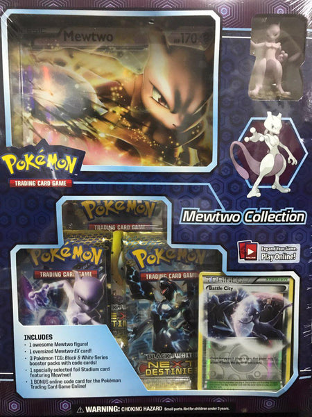 Pokémon Mewtwo Collection Box