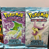 Pokémon 2006 Ex Crystal Guardian Booster Pack