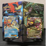 Pokémon Battle Arena Decks - Keldeo & Rayquaza