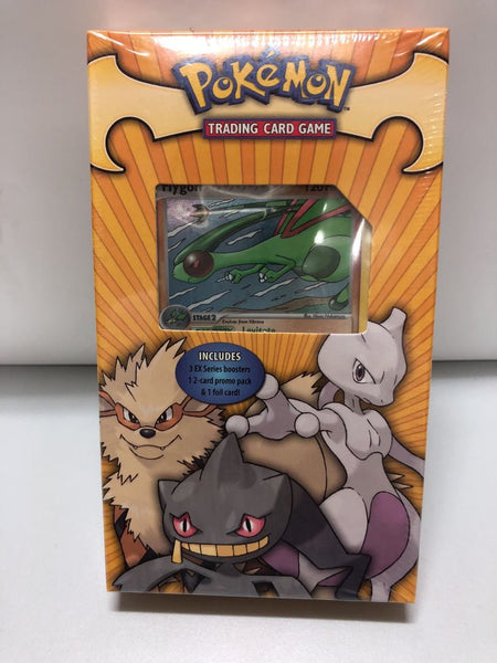Pokémon Ex Series Booster Packs