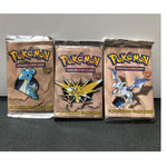 Pokémon Fossil Booster Pack