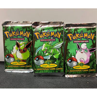 Pokémon Jungle Booster Pack